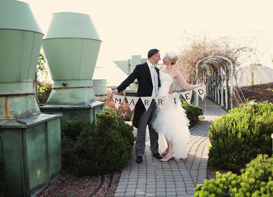 Justyna & Joost Wedding